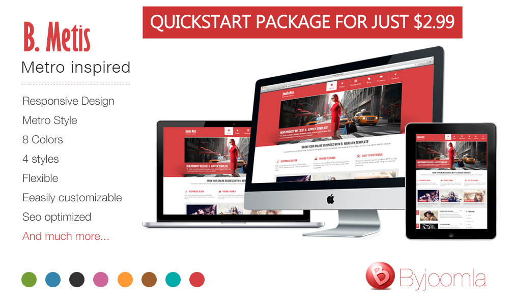 Quickstart package 3